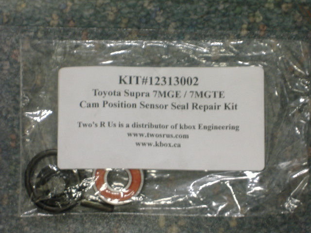 Cam Position Sensor Seal Repair Kit Twos R Us