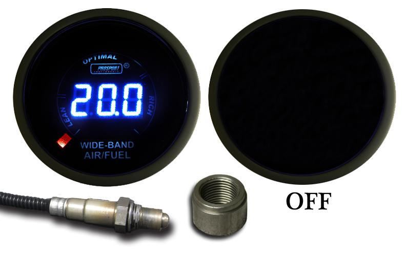 52mm digital wideband air fuel meter twos r us